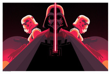 Star Wars Superhero Artwork Imperial Trifecta